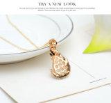方法孔雀の吊り下げ式のネックレスのイヤリングの宝石類セット