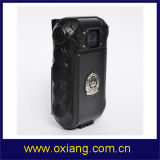 HD1080p impermeável Police Body Worn Camera com Remote Control