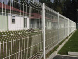 PVC Coated 또는 Galvanized Protable Fence