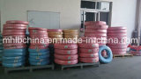 Boyau hydraulique tressé de /Rubber du boyau de fil (EN853-2SN-1)