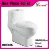 싼 가격 사기그릇 수세식 변소 화장실 제트기 시스템 한 조각 화장실