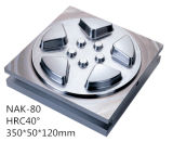 Meta verticale L Vmc850b di CNC della fresatrice della Cina