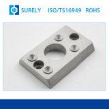 Изготовленный на заказ части CNC алюминиевой заливки формы