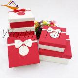 Caja de embalaje al por mayor de encargo, rectángulo de joyería, rectángulo de regalo