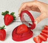 Snijder van het Fruit van de Snijmachine van de Aardbei van het Mes van het Fruit van de Besnoeiing van aardbeien de Creatieve
