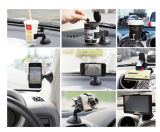 Dubbele Chuck Universal Car Holder voor iPhone 6/5s/5 (yc-SJ003)