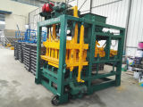 自動パレット送り装置の煉瓦作成機械