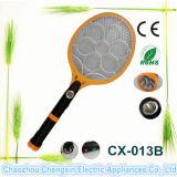 Bastão eletrônico do assassino do mosquito com diodo emissor de luz & os QUADRIS separáveis da alta qualidade da tocha do diodo emissor de luz