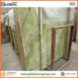 Marmo verde popolare del Pakistan del Onyx per il disegno della stanza da bagno