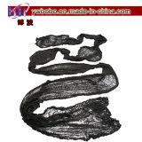 Décor rampant gris d'usager de Veille de la toussaint de tissu de Superbe-Taille de décoration de carnaval de Veille de la toussaint (H8084)