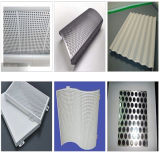 Building Decoration를 위한 특별한 Design Punching Perforated Aluminum Panels