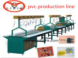 Liquid Soft PVC Watch Belt Automatic Making Machine