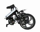 Vélo électrique de roue d'alliage de magnésium mini