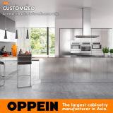 Heiße Edelstahl-Küche-Möbel-modularer Küche-Schrank des Verkaufs-2017 moderne (OP17-S30)