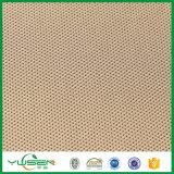 Пробел тенниски сухой пригонки полиэфира изготовленный на заказ, анти- UV, влага Wicking, ткань сетки Быстро-Засыхания