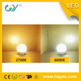 Lâmpada luminosa elevada da iluminação do diodo emissor de luz de 4000k G45 (CE RoHS SAA)