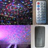 Luz profesional de la bola del RGB LED de la magia de la etapa de DMX China