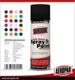 Краска брызга влияния крома Aeropak дневная