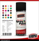 Aeropakの蛍光クロム効果のスプレー式塗料