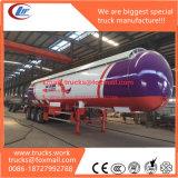Donde acoplado del depósito de gasolina del almacenaje 496200liters 21mt del propano líquido de la compra