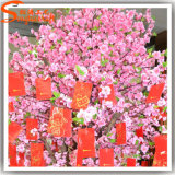 2016 Fabricant professionnel Artificial Indoor Mini Cherry Blossom Tree