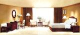 Conjunto de dormitorio de lujo de los muebles del hotel del diseño