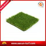 Tappeto erboso artificiale della decorazione della costruzione dell'erba del fornitore cinese