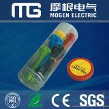 Nylon 66 PA-selbstsichernder Plastikkabelbinder mit Cer RoHS