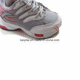Tela de la guarnición del acoplamiento del emparedado del aire para los zapatos de los deportes