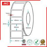 Position de Rolls de papier thermosensible