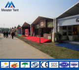 Tente extérieure d'événement de chapiteau de tente d'exposition de PVC de grand blanc