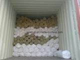 Pantalla de acoplamiento tejida galvanizada sumergida caliente de alambre el 1.0X30m