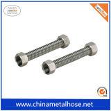 Mangueira durável do metal flexível com alta pressão