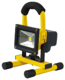 再充電可能なポータブル10W LEDのフラッドライト、構築ライト