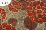 Tessuto luminoso della mobilia del sofà di colore per stile sudamericano