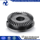 Зуб 1704 конического зубчатого колеса стали углерода JIS b прямой