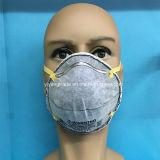 Máscara activa de la seguridad del carbón N95 con la taza para el uso industrial
