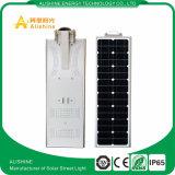 20W todo en una luz de calle de la energía solar LED para el uso al aire libre