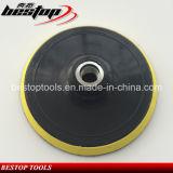 5 сторонник пусковой площадки пены дюйма 125mm для точильщика угла
