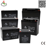 6V 4.5ahAGM de Navulbare Zure Batterij van het Lood voor UPS