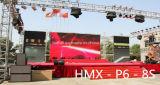 Digital Advertising P6 Outdoor LED-scherm