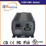 O reator eletrônico de Dimmable 315W CMH Digitas do reator com espetro cheio cresce a luz