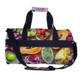 Personalizar o saco de Duffle do polo dos sacos do futebol dos esportes das senhoras da bagagem do Mens do teste padrão