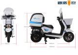 白いカラー電気スポーツのオートバイ72V/20ahの鉛酸蓄電池