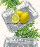 La vente chaude facile emportent des plaques de papier d'aluminium
