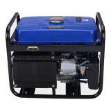генератор Genset газолина старта ключа возвратной пружины 3kw портативный