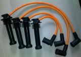 De Kabel van de bougie voor cNG-LPG-PNG-Rennende Auto wordt geplaatst die