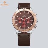 Förderung-Sport-Edelstahl-Form Men´ S-Quarz-Armbanduhr-Chronograph-Uhr 72778