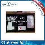 De fabriek maakte het hoog-Gekwalificeerde GSM Systeem van het Alarm met het Toetsenbord van de Aanraking (sfl-K3)