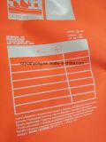 Pantalla de impresión cilíndrica para la impresión de la escritura de la etiqueta
